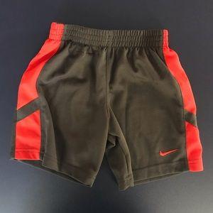 Nike 4T boys athletic shorts